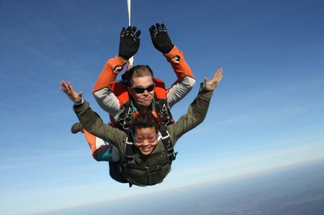 parachutisme region parisienne