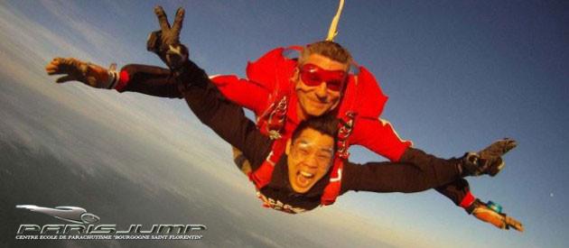 parachutisme 73