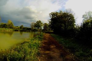 Le canal de bourgogne